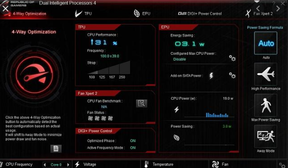 ASUS AI Suite - 10 Best CPU Temperature Monitor Tools for Windows