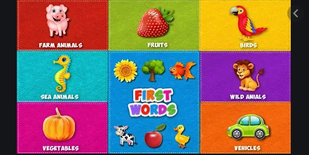 First Words for Baby Apps