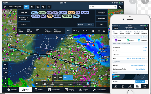 ForeFlight - Best Aviation Apps for Android and iOS