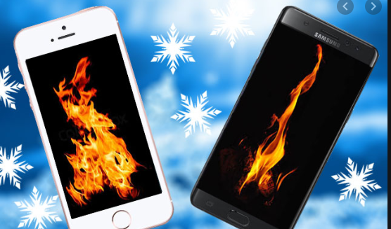 How to deal with an overheating smartphone