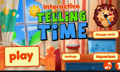 Interactive Telling Time