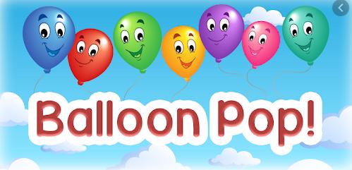 Kids Balloon Pop