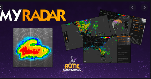 MyRadar - Best Aviation Apps for Android and iOS
