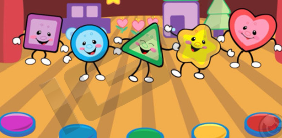 Shapes and Colors – Laugh and Learn