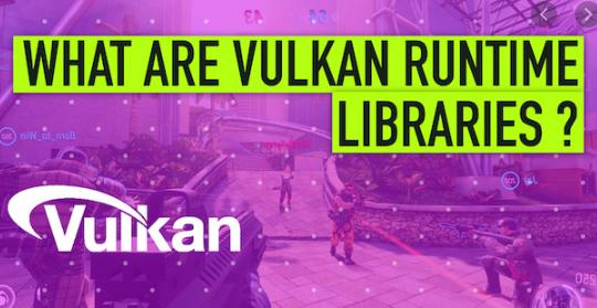 What is VulkanRT