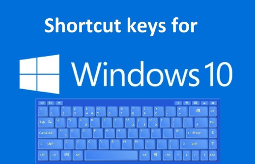 Windows 10 Keyboard Shortcuts for Desktop