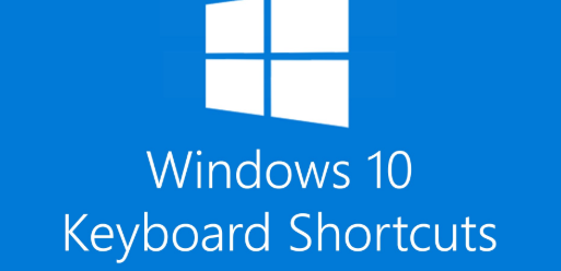 Windows 10 Keyboard Shortcuts for Taskbar