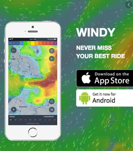 Windy - Best Aviation Apps for Android and iOS