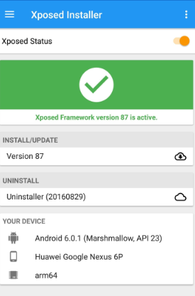 Xposed Installer - Best Apps for Rooted Android 2016