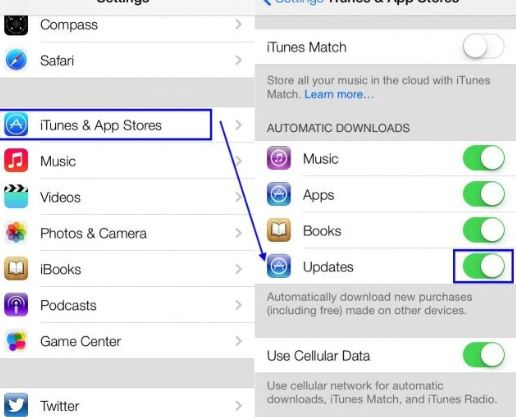 How How to Update Apps or Games on Your iPhone Automatically