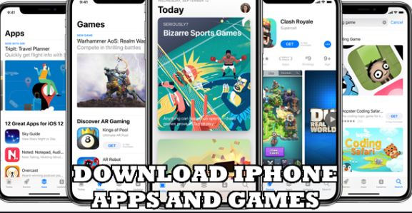 How To Download Apps On iPhone