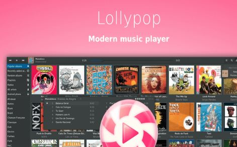 Lollypop Music Player