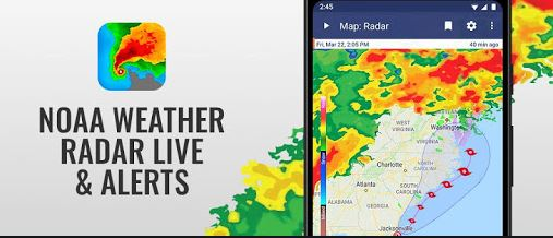 Weather Alerts and Live Maps