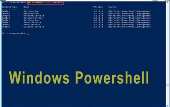 Windows 10 Automation Using PowerShell