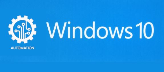 Windows 10 Automation