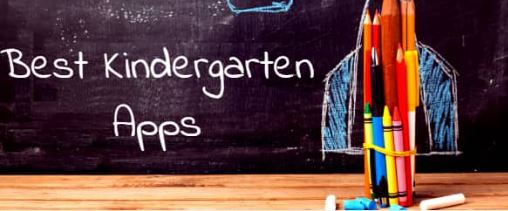 6 Best Kindergarten Apps