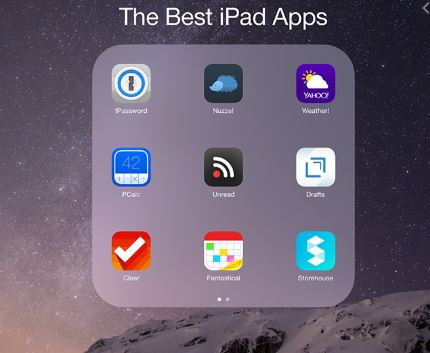 Best Apps for iPad Air