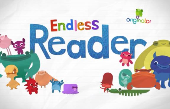 Endless Reader - Best Kindergarten Apps