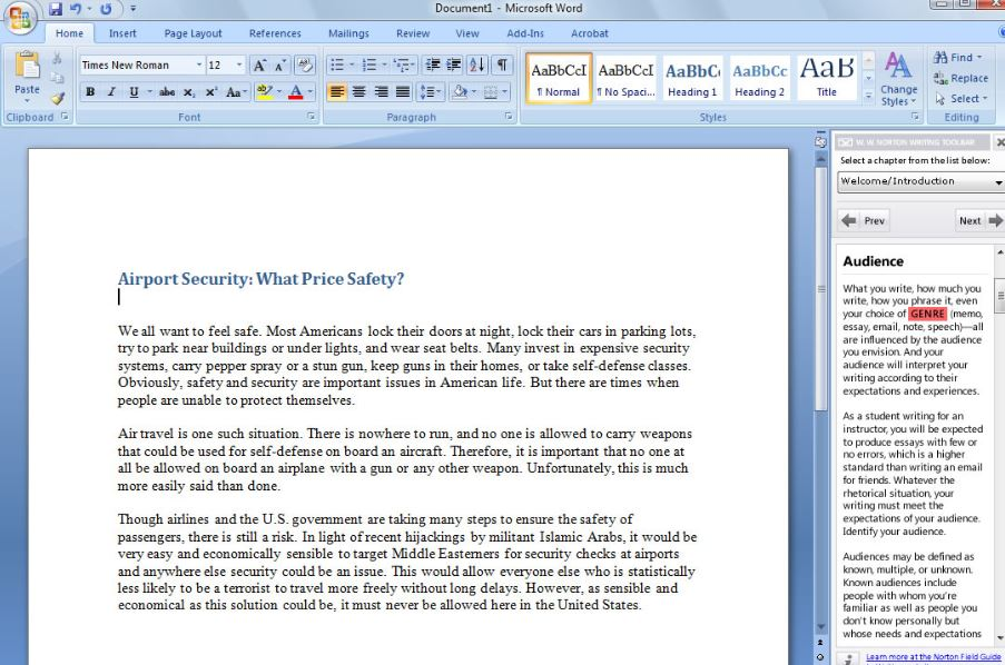Microsoft Word - Best Apps for Writers