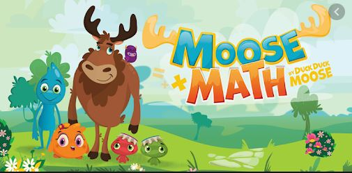 Moose Math - Best Kindergarten Apps