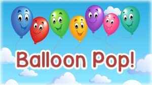 Kids Balloon Pop