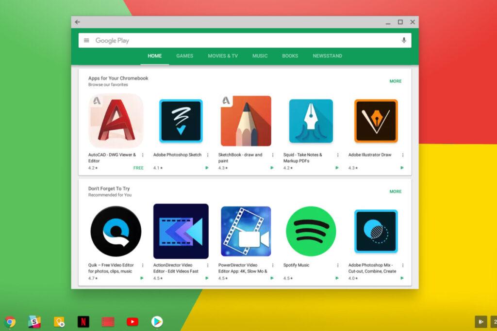 Best Chrome OS Apps