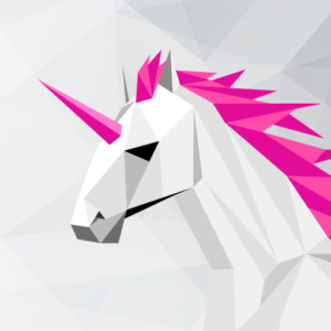 Unicorn Low Poly