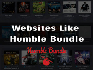Best Sites like Humble Bundle