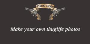 Thug Life PhotoMaker
