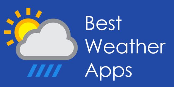5 Best Weather Apps for Android