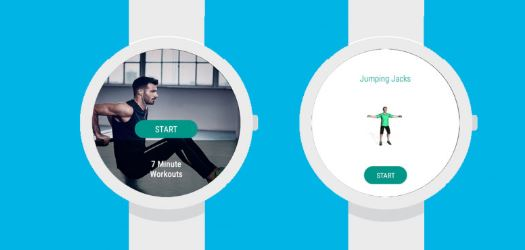 7 Minutes Daily Workouts for Weight Loss – Best Wear OS Apps