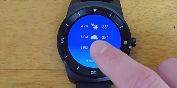 AccuWeather – Best Wear OS Apps