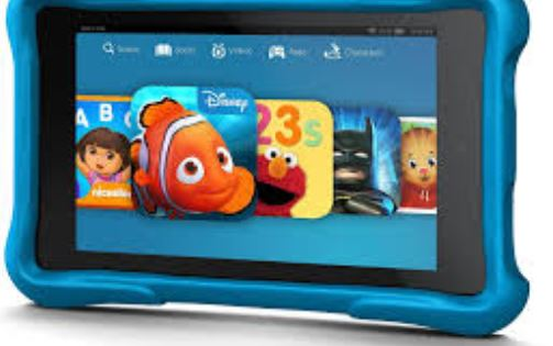 Amazon Kindle - Best Learning Apps for Kids