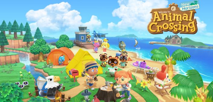 Animal Crossing: New Horizons – Best games like Sims