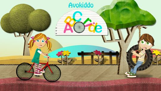 Avokiddo ABC Ride – Best Preschool Apps