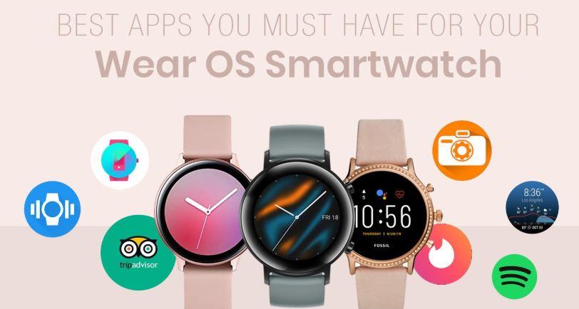 Best Wear OS Apps