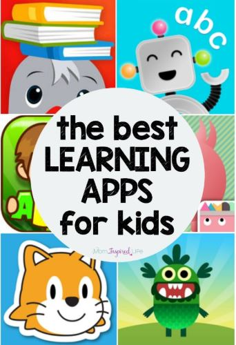 Best learning apps for kids
