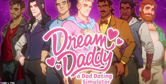 Dream Daddy – Best games like Sims