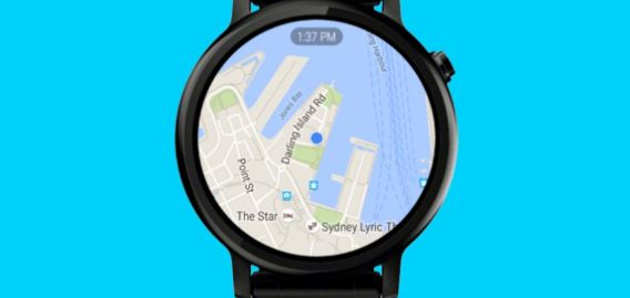Google Maps – Best Wear OS Apps