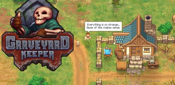 Graveyard Keeper – Best games like Sims