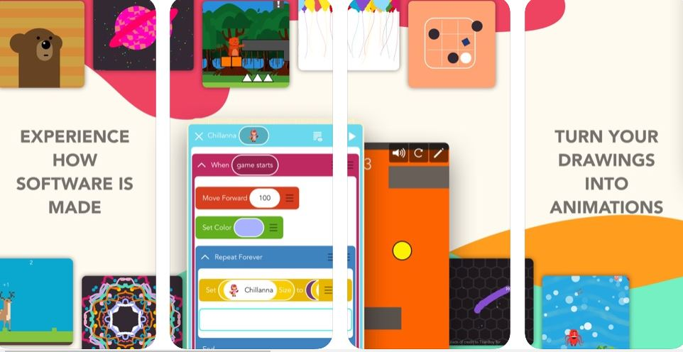 Hopscotch Programming for Kids - Best Learning Apps for Kids