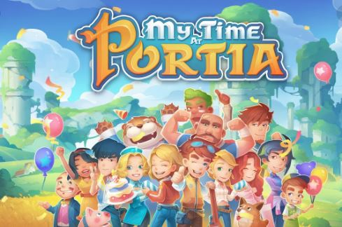 My Time at Portia – Best games like Sims