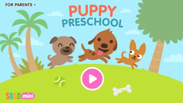 Sago Mini Puppy Preschool – Best Preschool Apps