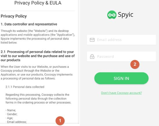 Spyic - Best Free Hidden Spy Apps for Android