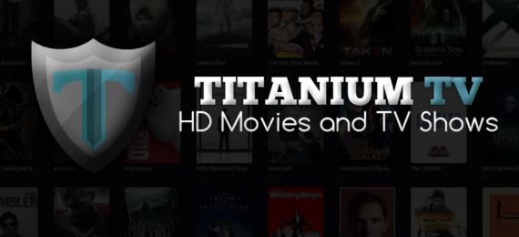 Titanium TV – Best Jailbroken Firestick Apps