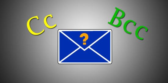 What is the Meaning of CC and BCC?