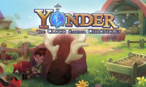Yonder: The Cloud Catcher Chronicles – Best games like Sims