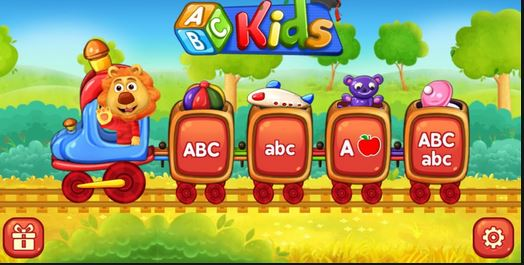 3.     ABC Kids – Tracing and Phonics