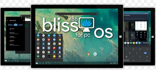 Bliss OS-x86