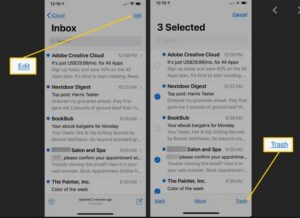 Instructions to Delete All Emails in the Mail App on Your iPhone